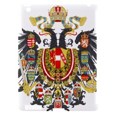 Imperial Coat Of Arms Of Austria Hungary  Apple Ipad 3/4 Hardshell Case (compatible With Smart Cover)
