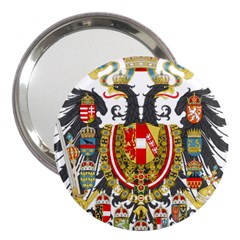 Imperial Coat Of Arms Of Austria Hungary  3  Handbag Mirrors