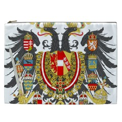 Imperial Coat Of Arms Of Austria Hungary  Cosmetic Bag (xxl)