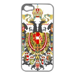 Imperial Coat Of Arms Of Austria Hungary  Apple Iphone 5 Case (silver)