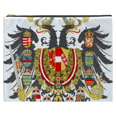 Imperial Coat Of Arms Of Austria Hungary  Cosmetic Bag (xxxl)