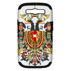 Imperial Coat Of Arms Of Austria Hungary  Samsung Galaxy S Iii Hardshell Case (pc+silicone)