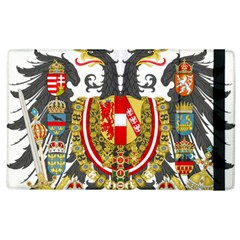 Imperial Coat Of Arms Of Austria Hungary  Apple Ipad 2 Flip Case