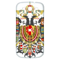 Imperial Coat Of Arms Of Austria Hungary  Samsung Galaxy S3 S Iii Classic Hardshell Back Case