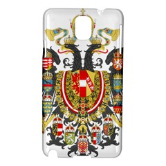 Imperial Coat Of Arms Of Austria Hungary  Samsung Galaxy Note 3 N9005 Hardshell Case