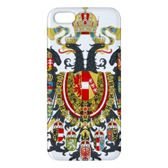 Imperial Coat Of Arms Of Austria Hungary  Iphone 5s/ Se Premium Hardshell Case