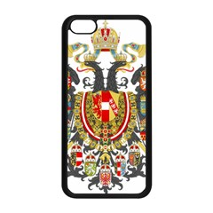Imperial Coat Of Arms Of Austria Hungary  Apple Iphone 5c Seamless Case (black)