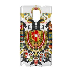 Imperial Coat Of Arms Of Austria Hungary  Samsung Galaxy Note 4 Hardshell Case
