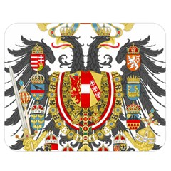 Imperial Coat Of Arms Of Austria Hungary  Double Sided Flano Blanket (medium)