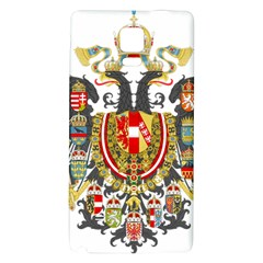 Imperial Coat Of Arms Of Austria Hungary  Galaxy Note 4 Back Case