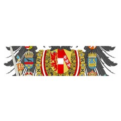 Imperial Coat Of Arms Of Austria Hungary  Satin Scarf (oblong)