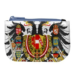Imperial Coat Of Arms Of Austria Hungary  Large Coin Purse