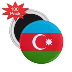 Roundel Of Azerbaijan Air Force 2 25  Magnets (100 Pack)  by abbeyz71