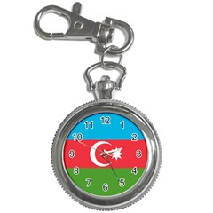 Roundel Of Azerbaijan Air Force Key Chain Watches by abbeyz71