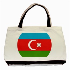 Roundel Of Azerbaijan Air Force Basic Tote Bag by abbeyz71
