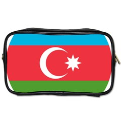 Roundel Of Azerbaijan Air Force Toiletries Bags 2 Side