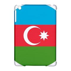 Roundel Of Azerbaijan Air Force Apple Ipad Mini Hardshell Case (compatible With Smart Cover) by abbeyz71