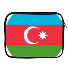Roundel Of Azerbaijan Air Force Apple Ipad 2/3/4 Zipper Cases by abbeyz71