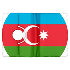 Roundel Of Azerbaijan Air Force Kindle Fire Hdx Flip 360 Case by abbeyz71