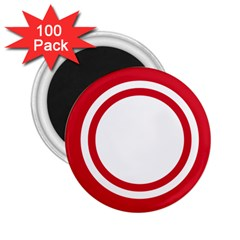 Roundel Of Bahrain Air Force 2 25  Magnets (100 Pack)  by abbeyz71