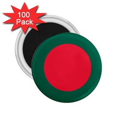 Roundel Of Bangladesh Air Force 2 25  Magnets (100 Pack)  by abbeyz71