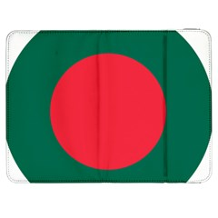 Roundel Of Bangladesh Air Force Samsung Galaxy Tab 7  P1000 Flip Case by abbeyz71