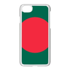 Roundel Of Bangladesh Air Force Apple Iphone 8 Seamless Case (white) by abbeyz71