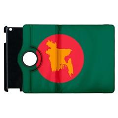 Flag Of Bangladesh, 1971 Apple Ipad 2 Flip 360 Case by abbeyz71
