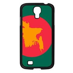 Flag Of Bangladesh, 1971 Samsung Galaxy S4 I9500/ I9505 Case (black) by abbeyz71