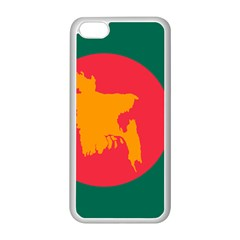 Flag Of Bangladesh, 1971 Apple Iphone 5c Seamless Case (white) by abbeyz71