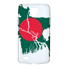 Flag Map Of Bangladesh Galaxy S4 Active by abbeyz71