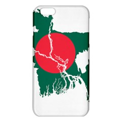 Flag Map Of Bangladesh Iphone 6 Plus/6s Plus Tpu Case by abbeyz71