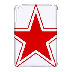 Roundel Of Belarusian Air Force Apple Ipad Mini Hardshell Case (compatible With Smart Cover) by abbeyz71