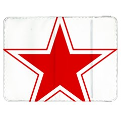 Roundel Of Belarusian Air Force Samsung Galaxy Tab 7  P1000 Flip Case by abbeyz71
