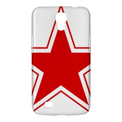 Roundel Of Belarusian Air Force Samsung Galaxy Mega 6 3  I9200 Hardshell Case by abbeyz71