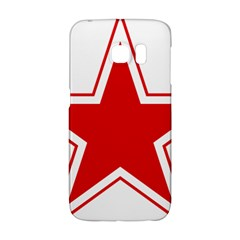 Roundel Of Belarusian Air Force Galaxy S6 Edge by abbeyz71