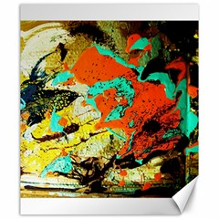Fragrance Of Kenia 9 Canvas 20  X 24   by bestdesignintheworld
