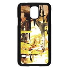 Alligator 3 Samsung Galaxy S5 Case (black) by bestdesignintheworld