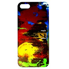Balboa   Islnd On A Snd 5 Apple Iphone 5 Hardshell Case With Stand by bestdesignintheworld