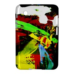 Balboa   Island On A Sand 20 Samsung Galaxy Tab 2 (7 ) P3100 Hardshell Case  by bestdesignintheworld