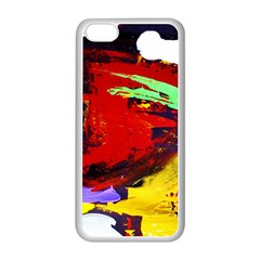 Balboa   Island On A Sand 19 Apple Iphone 5c Seamless Case (white) by bestdesignintheworld