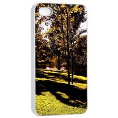 Highland Park 17 Apple Iphone 4/4s Seamless Case (white)