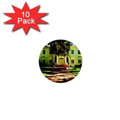 Highland Park 15 1  Mini Buttons (10 Pack)  by bestdesignintheworld