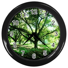 Highland Park 14 Wall Clocks (black)