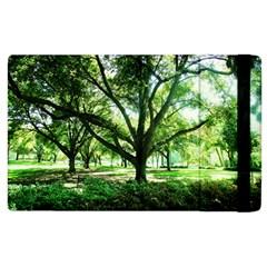 Highland Park 14 Apple Ipad 3/4 Flip Case by bestdesignintheworld