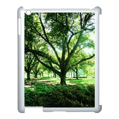 Highland Park 14 Apple Ipad 3/4 Case (white) by bestdesignintheworld