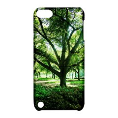Highland Park 14 Apple Ipod Touch 5 Hardshell Case With Stand