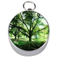 Highland Park 14 Silver Compasses by bestdesignintheworld