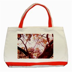 Highland Park 12 Classic Tote Bag (red)