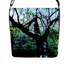 Highland Park 11 Flap Messenger Bag (l)